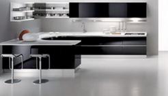 Tủ bếp cho căn nhà hiện đại 1