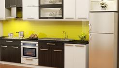 Tủ bếp cho căn nhà hiện đại
