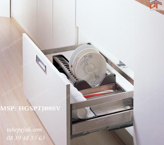 Khay úp chén tủ bếp dưới HGSPTJ008V