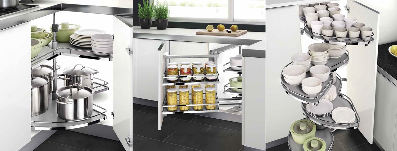 Phụ kiện tủ bếp Higold