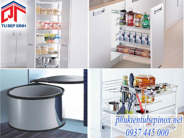 10 mẫu phụ kiện tủ bếp thương hiệu wellmax hiện đại, tiện ích cho gia đình bạn