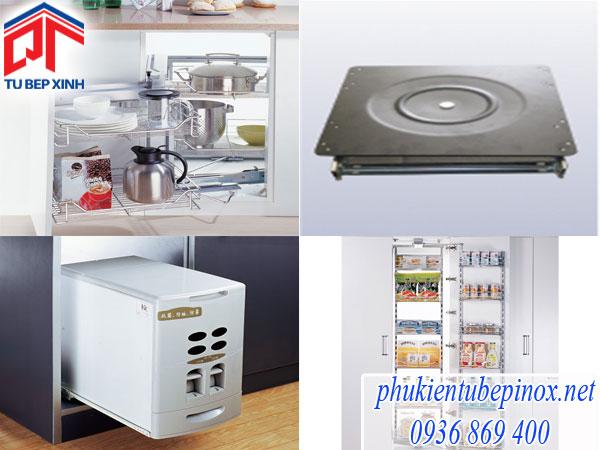 Tầm quan trọng của phụ kiện tủ bếp