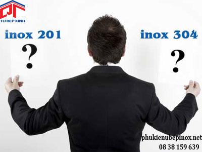 Cách phân biệt inox 201 và inox 304 đơn giản nhất