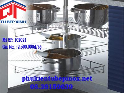 Phụ kiện tủ bếp Higold inox 304 cao cấp cho tủ bếp hiện đại.08.38159639