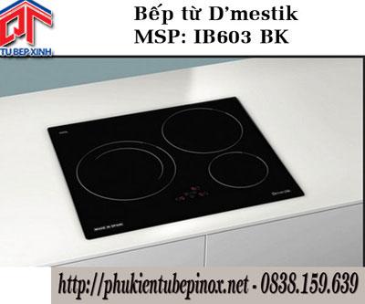 Bếp từ D'mestik IB603 BK