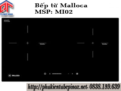 Bếp từ malloca - MI02