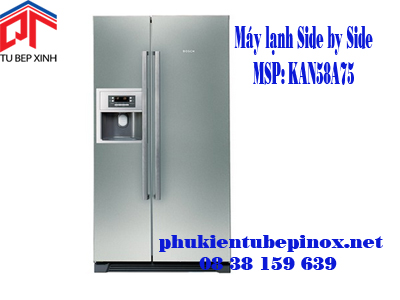 Tủ lạnh Bosch Side by Side KAN58A75