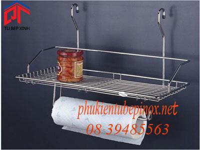 Phụ kiện tủ bếp Wellmax  -  Kệ để giấy 1 tầng
