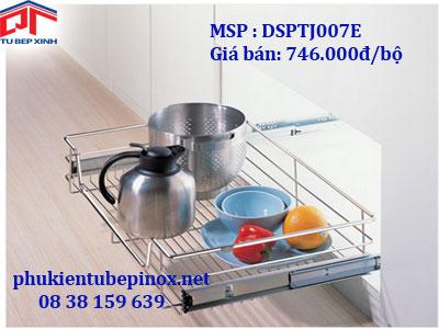 Phụ kiện tủ bếp dưới - Rổ xoong úp nồi loại PTJ tủ 600