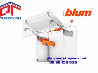 Phụ kiện tủ bếp Blum - Hệ thống tây nâng điện AVENTOS HF