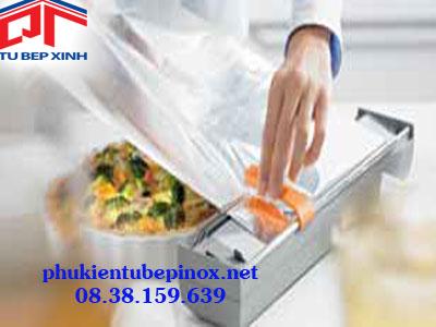 Phụ kiện tủ bếp Hafele - Dụng cụ cắt màng nhôm đậy thức ăn