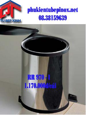 Phụ kiện tủ bếp Hettich - Thùng rác RR 970 - I.