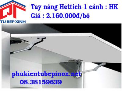 Phụ kiện tủ bếp Hettich - Tay nâng 1 cánh HK
