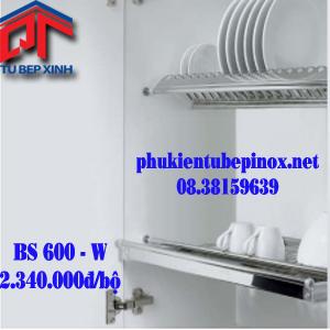 Phụ kiện tủ bếp Hettich - Kệ úp chén dĩa PS 600 - W
