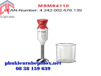 Thiết bị BOSCH - Máy xay sinh tố MSM64110
